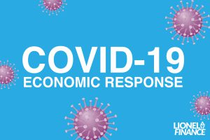 THE CORONAVIRUS – COVID 19 ECONOMIC RESPONSE